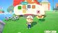 Animal Crossing: New Horizons -pelissä rakennetaan oma talo ja sen puutarha.