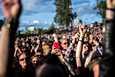 Sauna Open Air -festivaalilla juhli viime kesänä 14000 raskaan musiikin ystävää.
