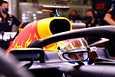 Red Bullin alankomaalaiskuski Max Verstappen kaasutteli kovimman ajan perjantain vapaissa harjoituksissa Itävallassa.