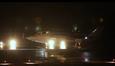 Ilmavoimat julkaisi videon hävittäjän laskeutumisesta. Kuvakaappaus videolta.