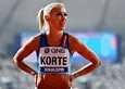 Annimari Korte on pettynyt siihen, että yleisurheilun EM-kisat peruttiin.