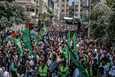 Fatah hallitsee Ramallahissa toimivaa palestiinalaishallintoa ja islamistinen Hamas taas Gazaa.