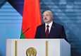 Itsevaltaisen Lukashenkon valintaa kuudennelle kaudelle pidetään varmana, sillä opposition kärkiehdokkaita on estetty osallistumasta vaaleihin.