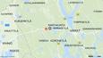 Onnettomuus tapahtui Virtain Luodespohjassa.