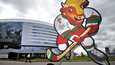 Valko-Venäjällä pelattiin MM-jääkiekkoa keväällä 2014, mutta tällä kertaa pelit vihellettiin poikki jo tammikuussa.