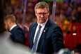 Leijonien päävalmentaja Jukka Jalonen ei katsonut hyvällä Venäjän pelaajavalintoja Karjala-turnaukseen.