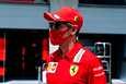Sebastian Vettel ajaa vielä tämän kauden ajan Ferrarilla.