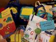 Ylöjärven Nuorisoseura ry on ommellut jo 1000 kirjastokasisa jaettavaksi ylöjärveläisille lapsille.