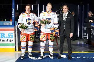 Santtu Jokinen on TPS:n toimitusjohtaja.