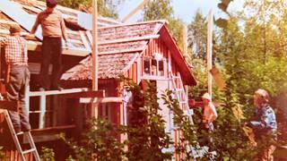 Kumpu 1970-luvulla.