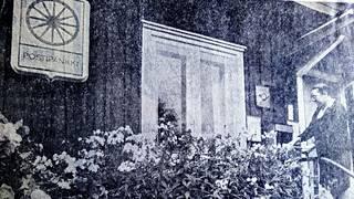 Kaino Aallon postikonttori on leike Satakunnan Kansasta, mutta lehden ilmestymispäivä ei ole tiedossa.