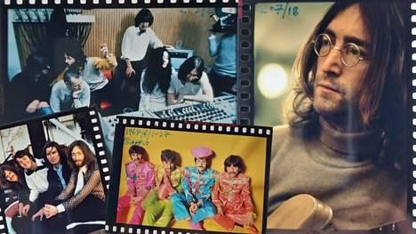 Lempäälässä huutokaupataan ensi syksynä Beatles-dioja, joiden kerrotaan löytyneen vuonna 2001 lontoolaiselta roskalavalta.