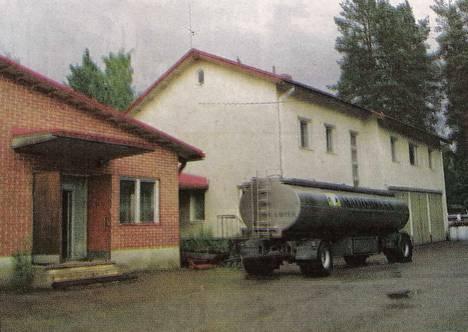 Kankaanpään meijerin rakennukset ja tontti vaihtoivat viime viikolla omistajaa. Ostaja on Antti Kulmalan ja hänen perheensä yhtiö.