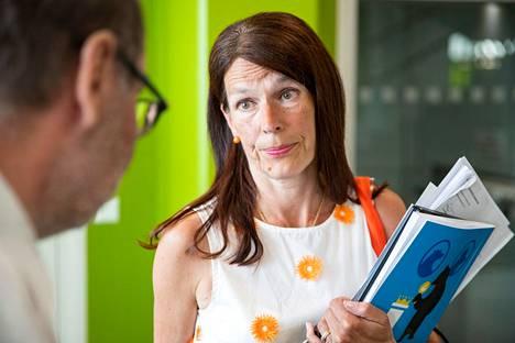 Sdp:n valtuustoryhmän puheenjohtaja Arja Laulainen on sitä mieltä, että Pori-sopimusta on noudatettu.