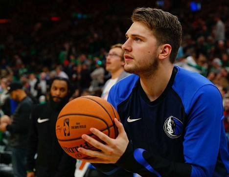Luka Doncic, 20, Dallas Mavericks.