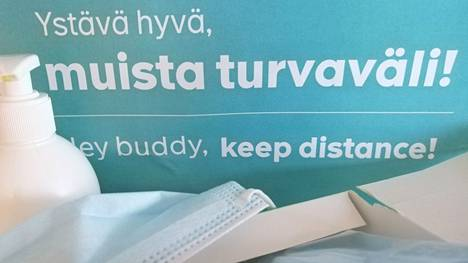 Koronatilanne on nyt vakaa mutta voi heikentyä nopeasti. Edelleen on tärkeää olla varovainen ja huolehtia hyvistä hygieniakäytännöistä.