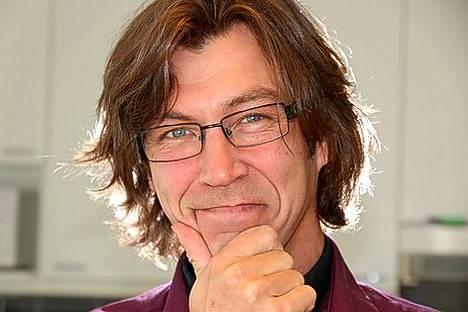 Rannikkoseudun toimittaja Mika Peltotalo. Kolumnikuva.