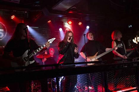 Jyväskyläläinen Terromania-yhtye julkaisi syksyllä singlen ja siihen tehdyn musiikkivideon.
