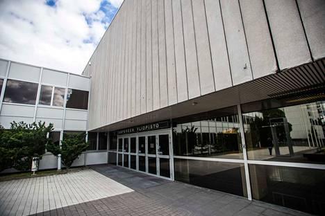 Yliopiston Kirjasto Tampere