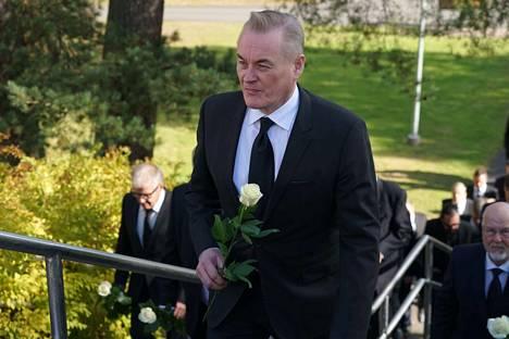 Arto Nyberg tunsi Jukka Virtasen yli 20 vuotta.