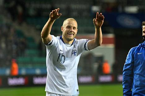Teemu Pukki on ehdolla Mestaruussarjan parhaaksi pelaajaksi.