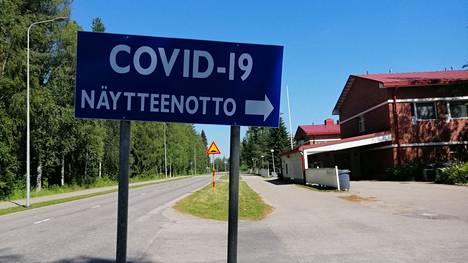 Mänttä-Vilppulassa uusia tartuntoja ei ole todettu sitten viime perjantain. Pirkanmaalla tartunnat ovat kuitenkin olleet kasvussa viime päivinä.