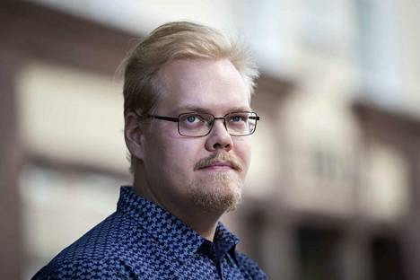 Toni Jalonen on toiminut Satakunnan perussuomalaisten nuorten toiminnanjohtajana.