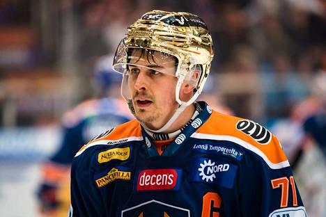 Tapparan Kristian Kuusela on monien mielestä Liigan paras pelaaja.