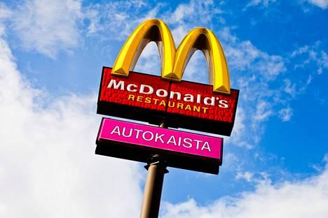 Nokialle avataan joulukuussa McDonald's.