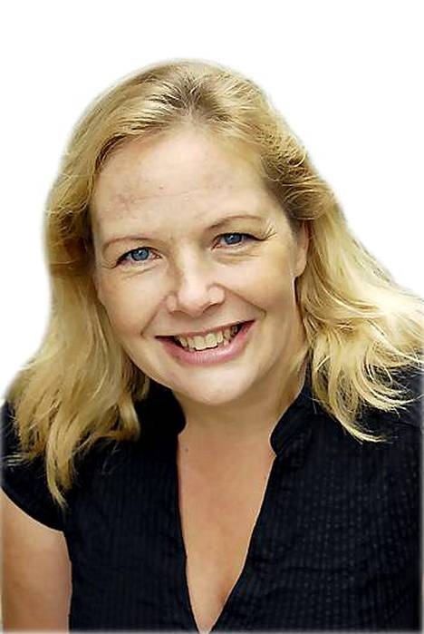 Susanna Palm. Kolumnikuva.