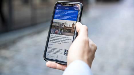Aamulehden digitaalisen etusivun lukeminen on nyt entistäkin antoisampaa.