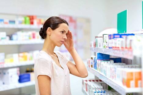 Esimerkiksi jotkin lääkkeet voivat aiheuttaa hiivasienen liikakasvua.