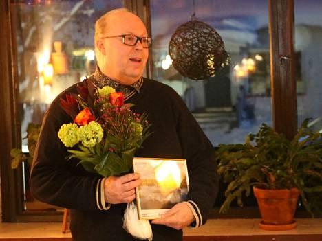Kanttori Jukka Kulju on vuoden multialainen.