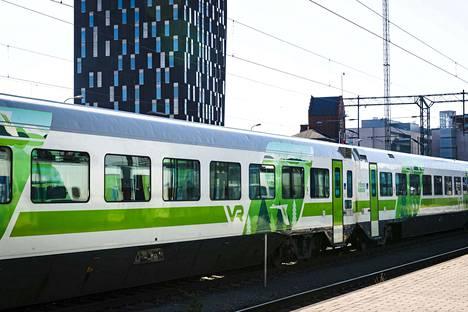 VR palauttaa liikenteeseen muun muassa työmatkalaisten suosimia vuoroja Tampereen ja Helsingin välillä.