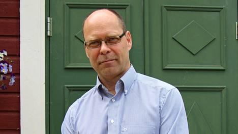 Olli Välimäki (kok.) on jättänyt eropyyntönsä Nokian kaupunginhallitukselle.