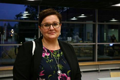 Hanna Helaste aloittaa Jämsän kaupunginjohtajana ensi vuonna.