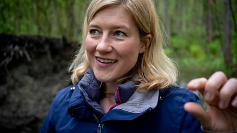 Eri hyttyslajit aiheuttavat erilaisia paukuroita, kertoo tutkija Lorna Culverwell.