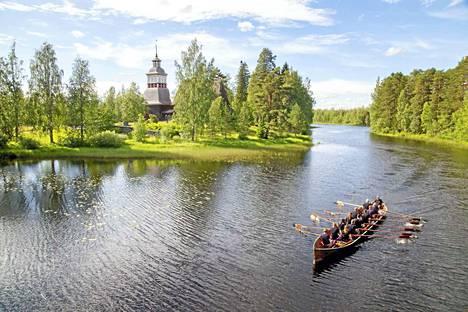 Petäjäveden vanha kirkko on Unescon maailmanperintökohde ja Petäjäveden kunnan tärkein yksittäinen tunnettavuustekijä. Kolmivuotisella hankkeella kehitetään kohteen  kestävää matkailua.