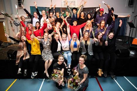 Ylöjärven lukion bändikurssin ja teatteri-ilmaisun kurssin opiskelijat esittävät musikaalin keskiviikkona 13. marraskuuta kaksi kertaa.