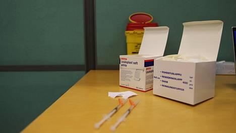 Mänttä-Vilppulassa ja Juupajoella on rokotettu kahteen kertaan jo yli puolet väestöstä.