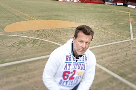 Joni Järvinen myöntää, että valmentajapolku kohti pääsarjaa kiinnostaa häntä.