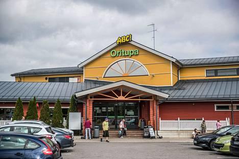Tampereen yliopistollinen sairaala Tays tiedotti tiistaina, että muun muassa Tallipihan kahvilassa on voinut altistua koronavirukselle. Abc Oritupa on kuvattu 1. heinäkuuta 2019.