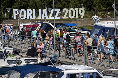 Pori Jazz keskittyy jatkossakin Jazzpuiston kehittämiseen. Vanhalle Jazzkadulle ei ole paluuta.