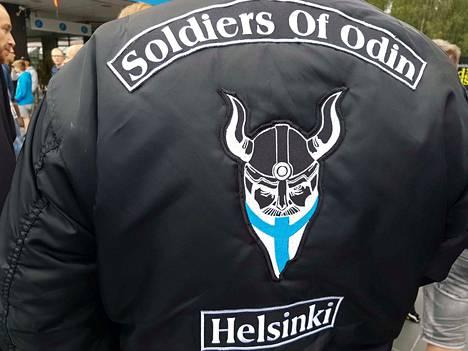 Soldiers of Odin on ilmoittanut järjestävänsä itsenäisyyspäivänä kulkueen.