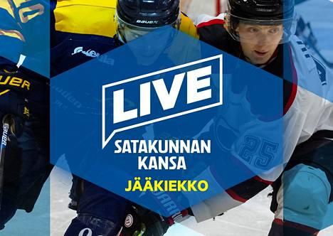 Satakunnan Kansa näyttää U20-sarjan pelin suorana lähetyksenä.