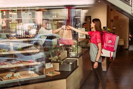 Ruoantoimituspalvelu Foodora kattaa Suomessa yli 80 kaupunkia.