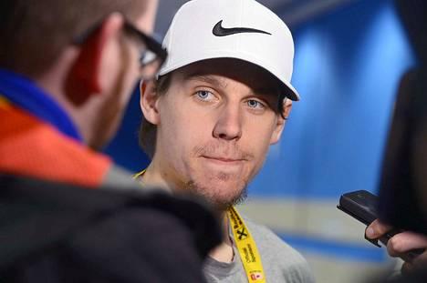Erik Haula odottaa jo seuraavan NHL-kauden alkua.