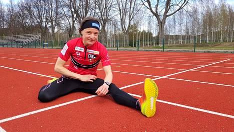 Suunnistaja Merja Rantanen sai valmennus- ja harjoitteluapurahaa.