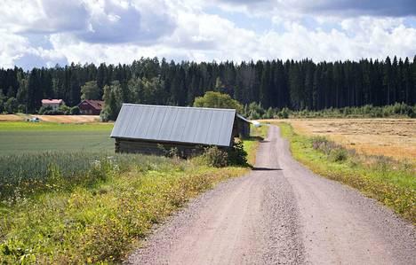 Tampereen kaupunki on myöntänyt kunnossapitorahaa yksityisteille. Kuvituskuva.