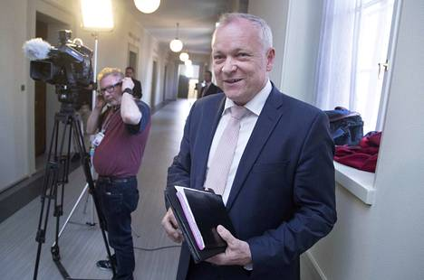 Kokoomuksen eduskuntaryhmän johdossa jatkaa kansanedustaja Kalle Jokinen.